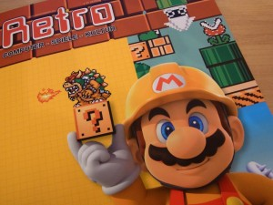 Retro Magazin Ausgabe 35 Super Mario Cover
