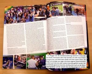 Return Magazin Ausgabe 02-2015 Retro auf der gamescom