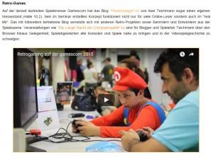 TU Chemnitz IMF Von fremden Küchen und Retro Computerspielen