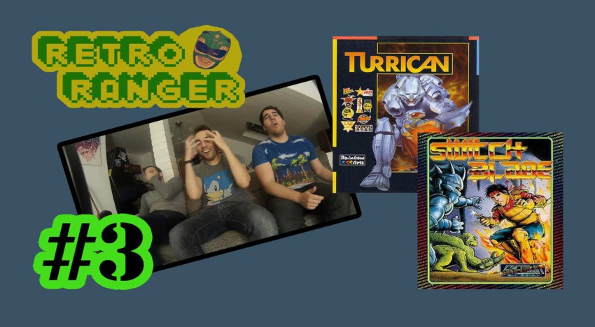 Emotionen und Disketten: Turrican & Switchblade angespielt