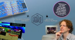 ATARI ST Anthologie 'The Creative People' auf Kickstarter!