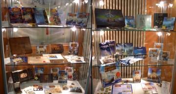 Ausstellung der Anno Spielreihe