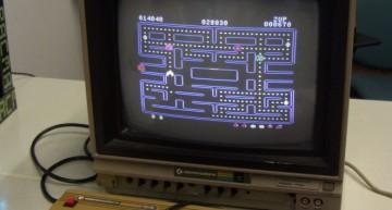 PacMan auf dem C64