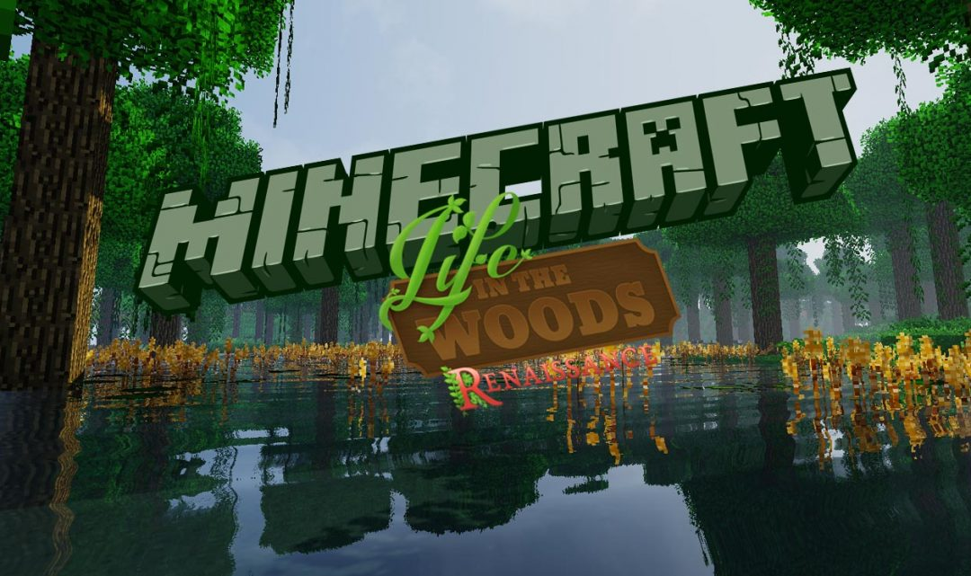 LIFE IN THE WOODS Gronkhs After Human Pack - Minecraft server erstellen mit modpack