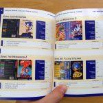 "SEGA Spiele Preisführer ""Sega Mega Drive Collectors Guide"" Blick ins Buch 2"