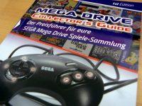 "SEGA Spiele Preisführer ""Sega Mega Drive Collectors Guide"" Front"
