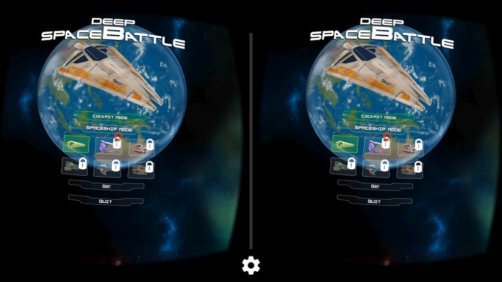 VR Apps - Deep Space 2