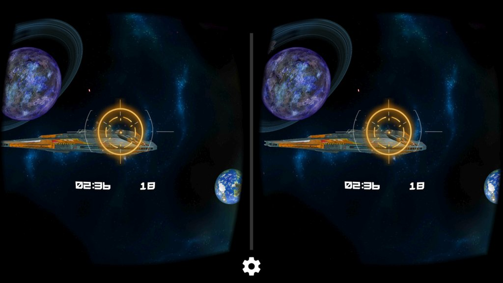 VR Apps - Deep Space Bild 1