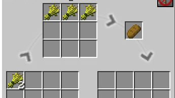 Getreide wird zu Brot