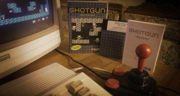 Multiplayer mit der Shotgun – Dr. Wuro lässt's am C64 krachen!