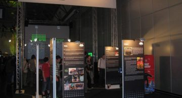 30 Jahre Space Invaders (Ausstellung auf der Games Convention 2008)