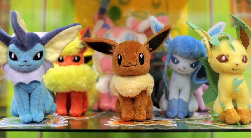 gamescom 2016 Ausstellung: Alle Pokémon Spiele, Merch & Manga