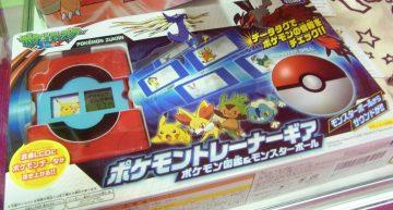 Pokémon Zukon LCD.