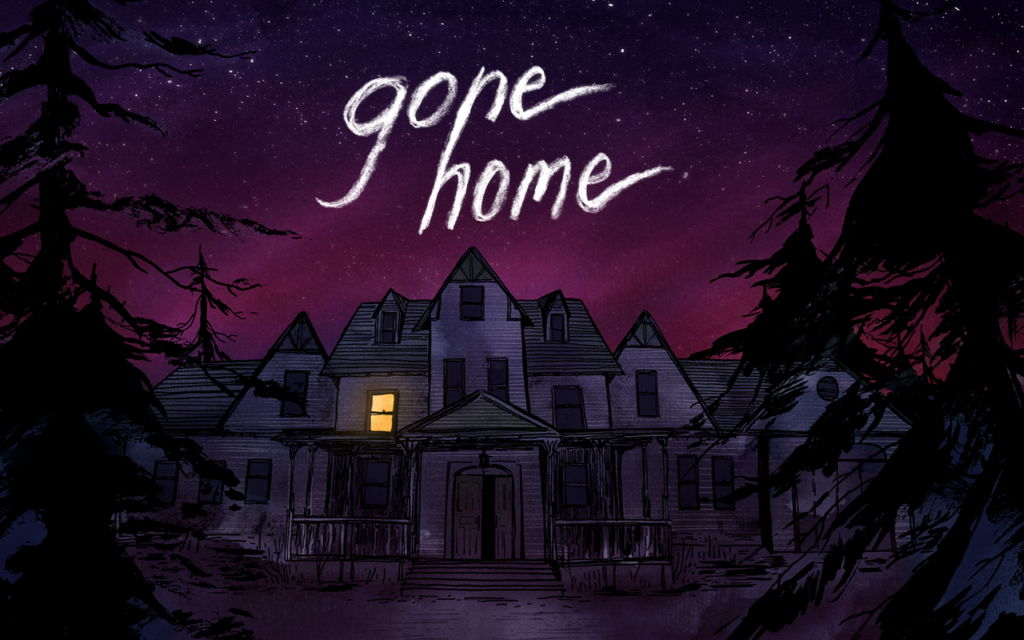 Gone Home Indiegame Video Review