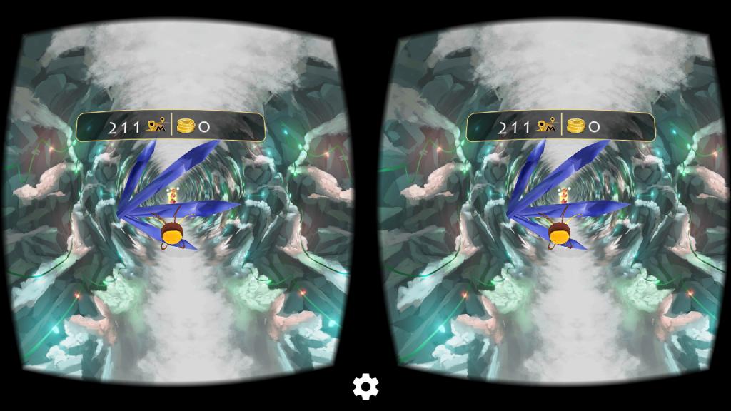 Lamper VR inGame