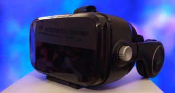 Let's Go Into Virtual Reality! Teil 1: Die 4smarts VR Spectator im Test