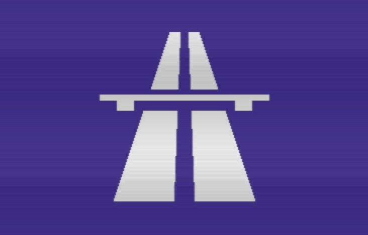 Zeichen 330.1: Richtgeschwindigkeit 330,1km/h