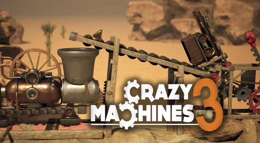 Crazy Machines 3 – Ab in die Erfinderwerkstatt!