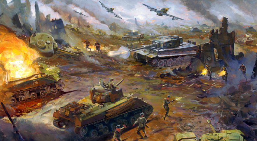 gamescom 2016: Werde Panzergeneral in Sudden Strike 4!