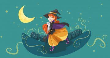 DIY: Einfache Last Minute Halloween Kostüme zum Selbermachen!