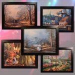 Star Wars Gemälde und noch mehr Bilder und Kunst