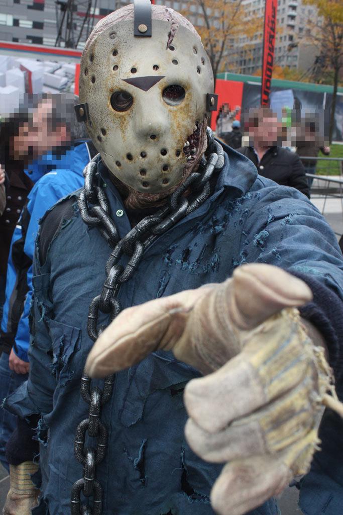 Cosplay Halloween Jason Voorhees Kostüm Anleitung