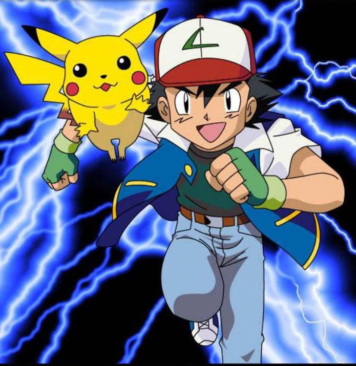 Cosplay Halloween Pokémon Trainer Ash und Pikachu Kostüm Anleitung