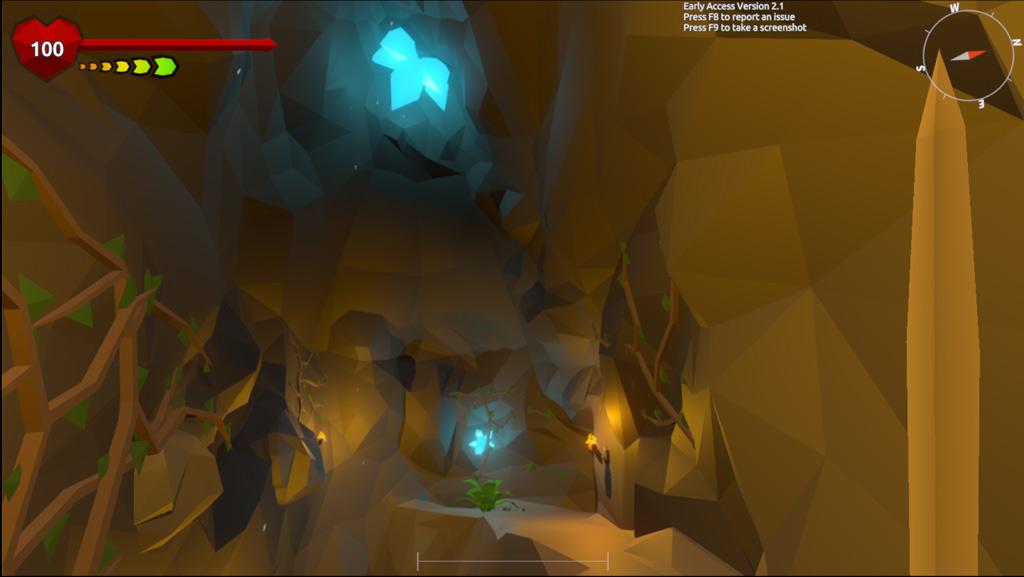 Windscape Höhle