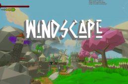 Windscape – Entdecke eine fantastische Welt voller schwebender Inseln!