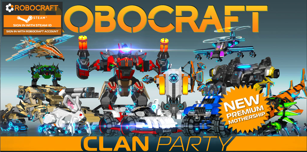 Early Access Robocraft Free2play