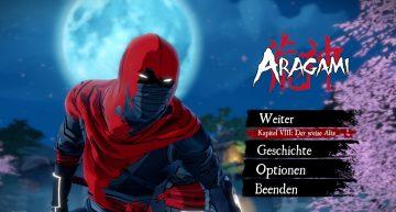 Aragami – Kontrolliere die Schatten und werde zum perfekten Killer!