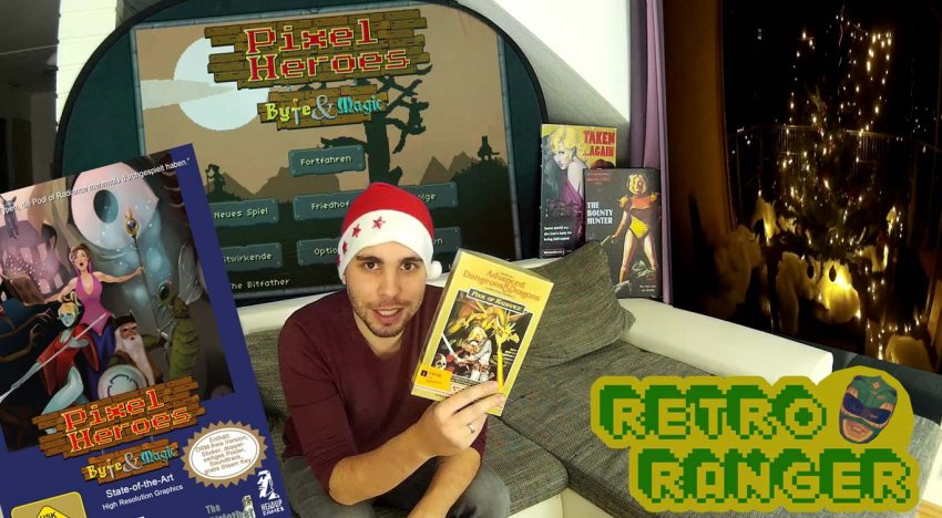 Pixel Heroes Byte & Magic – Eine Hommage an die alten Klassiker!