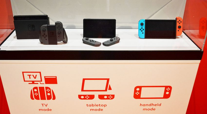 Die drei Modi der Switch im Überblick
