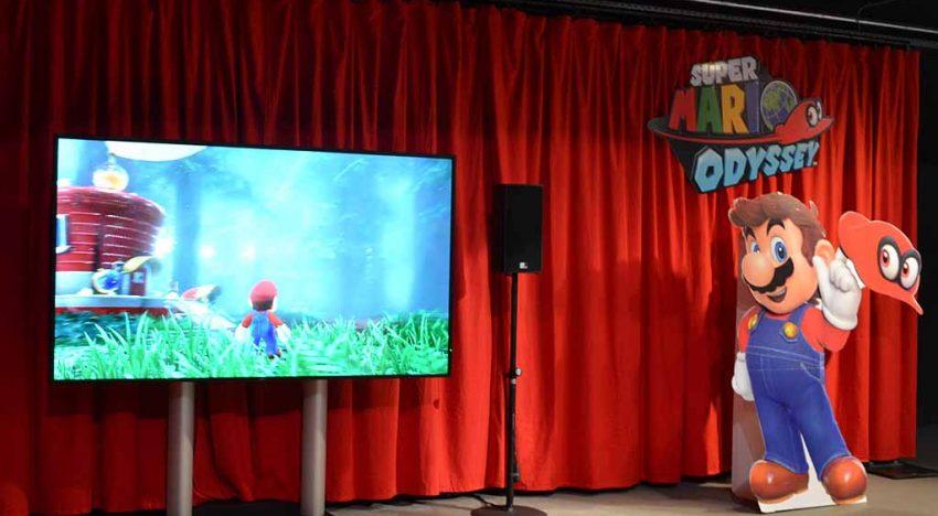 Leider nur ein Trailer vom neuen Super Mario Odyssey