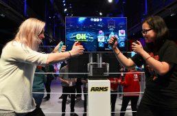 Angespielt: Hands on beim Nintendo Switch Event! +Zelda Breath of the Wild!