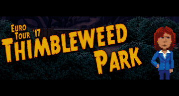 Preview Event in Berlin: Hangout mit den Thimbleweed Park Devs!