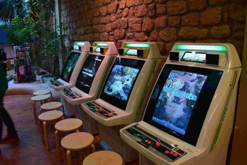 Otaku Lounge Arcade