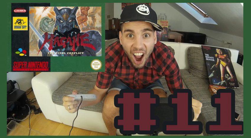 Schwer, bockschwer, Hagane auf dem Super Nintendo!