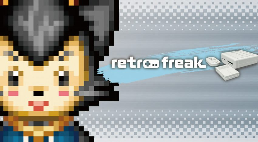 Der Retro Freak unter den Multikonsolen