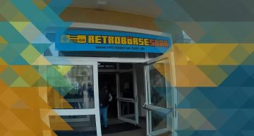 Die 1. Retrobörse im Saarland: Der Überraschungshit!