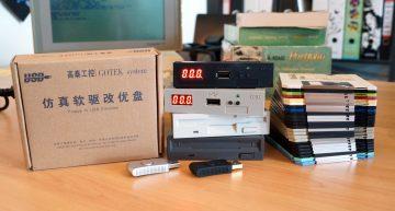 Tutorial: GOTEK USB Floppy-Emulator inkl. Disketten Management Software