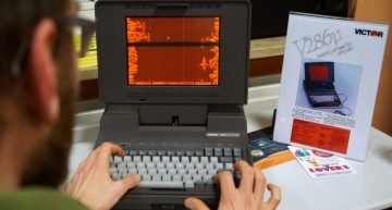 286er mit Plasma Display & XT-IDE CF Mod