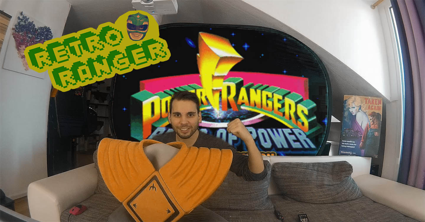 Power Rangers Beats of Power Fangame Review