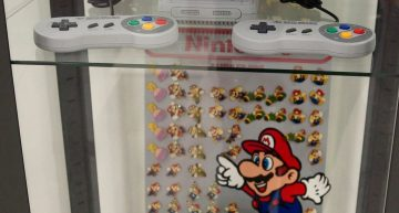 Mini SNES vs. Original SNES
