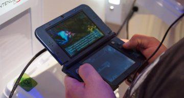 Metroid auf dem 3DS