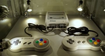 Mini SNES im Spotlight