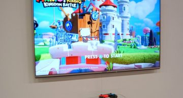 Mario + Rabbids Spielstation