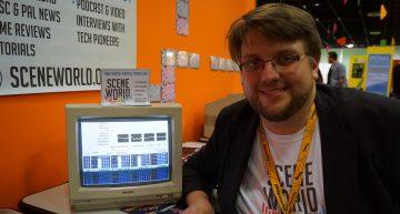 gamescom 2017: RESHOOT R für AMIGA – Alles auf Anfang, aber mit Wumms!