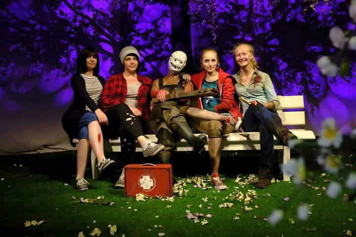 gamescom Cosplay Contest und Bericht 07 Dead by Daylight Cosplay