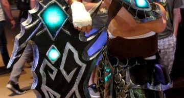 Tryndamere aus League of Legends